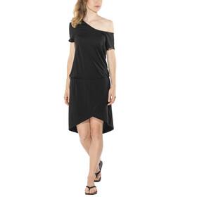 super.natural W's Comfort Dress Jet Black